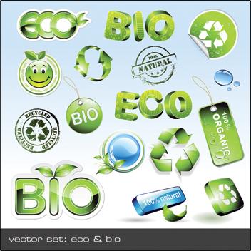 وكتور محيط زيست ( Eco & Bio )
