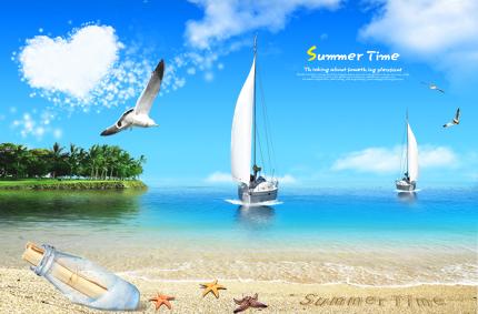 اوقات فراغت در تابستان