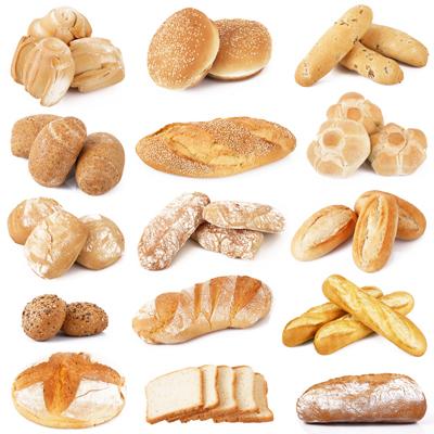 تصویر زیبای انواع نان ( ۱ )