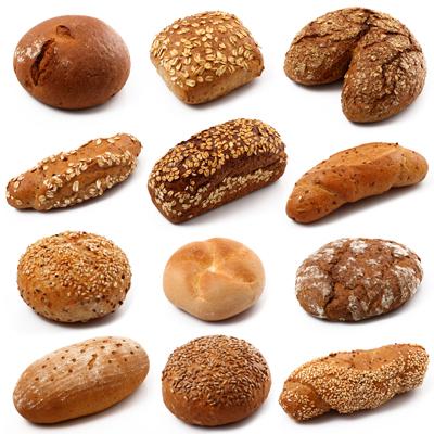 تصویر زیبای انواع نان ( ۲ )