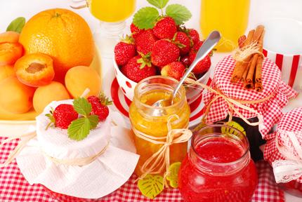 مرباهای میوه / Fruit Preserves