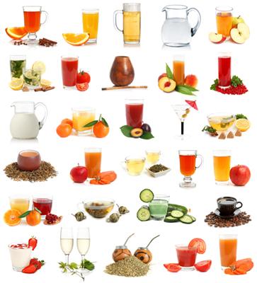 انواع نوشیدنیها ( Drinks Collection )