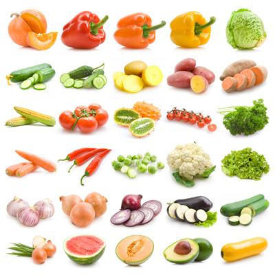 سبزیجات / Vegetables
