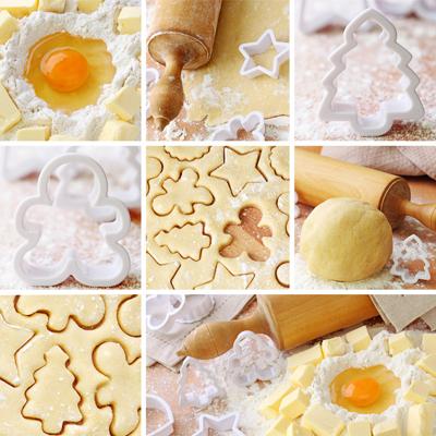 مواد لازم برای پخت شیرینی