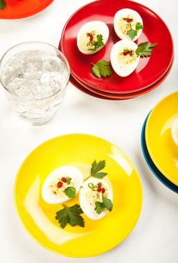 تخممرغ های شگفتآور / Deviled Eggs