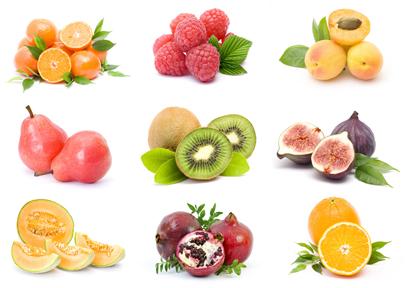 میوههای آبدار / Juicy Fruits
