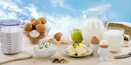 فرآوردههای لبنی تازه / Fresh Dairy