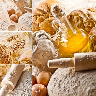 نان و خوشههای گندم / Bread And Ears Of Wheat