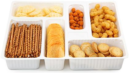 تنقلّات و غذاهای آماده / Junk Foods