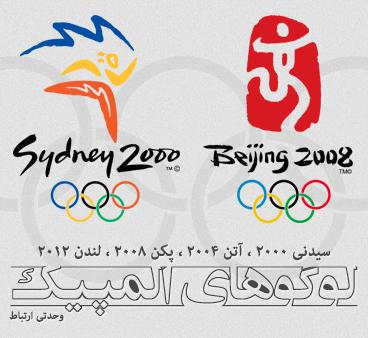 لوگوهای بازیهای تابستانی المپیک / Summer Olympics Logos