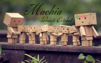 Machia Font