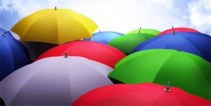 چترها / Umbrellas