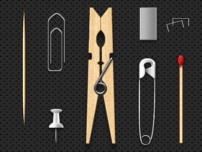 اشیای روزمرّه / Everyday Objects