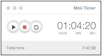 تایمر / Mini Timer
