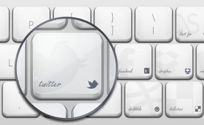 صفحه کلید شبکههای اجتماعی / Social Keyboard