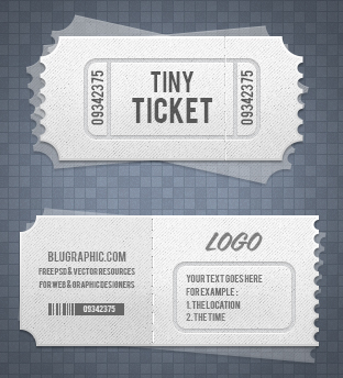 بلیت کوچک / Tiny Ticket