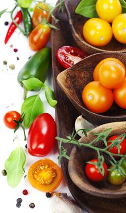 کارت پستال سبزیجات / Vegetable Card