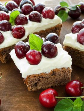 کیک میوهای / Fruit Cake