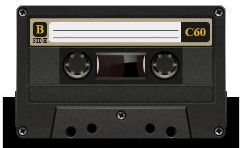 نوار کاست قدیمی / Old Cassette