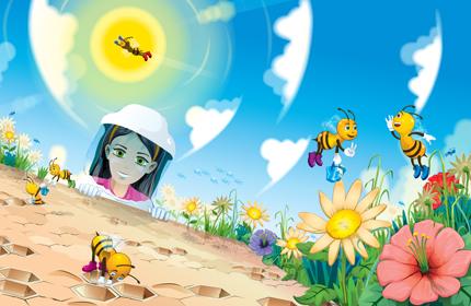 زنبورها / Bees