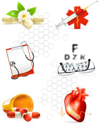 آیکونهای پزشکی / Medical Icons
