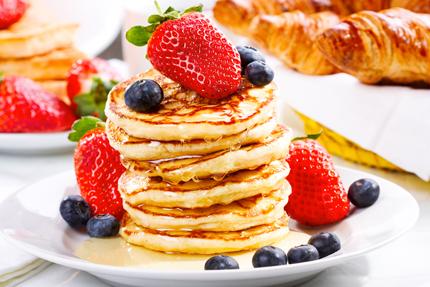 کیک تابهای / Pancake