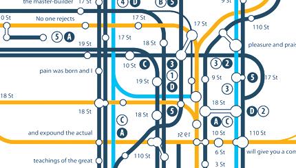 اینفوگرافیک نقشه / Map Infographic