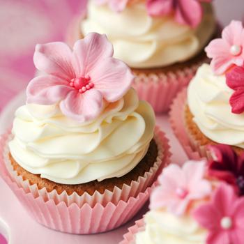 کیکهای فنجانی ازدواج / Wedding Cupcakes