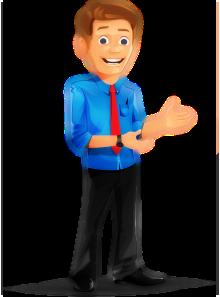 تاجر جذّاب / Charming Businessman