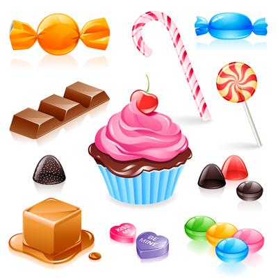 شکلاتها و شیرینیها / Chocolates And Sweets