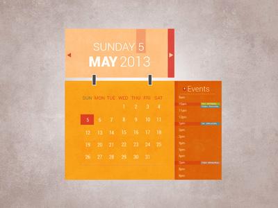 تقویم / Calendar