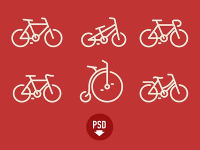 دوچرخهها / Bicycles