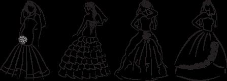 لباس عروس / Bridal Dress
