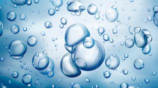 طرح زیبای حبابهای آب