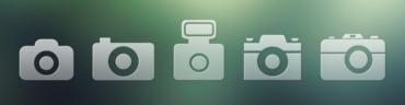 آیکونهای دوربین / Camera Icons