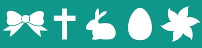 آیکونهای عید پاک / Easter Icons