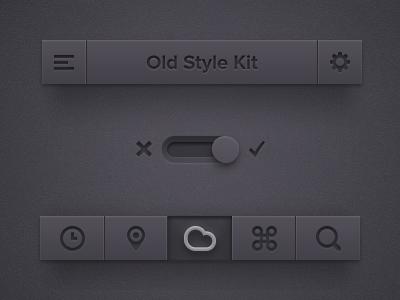 رابط کاربری قدیمی / Old Style UI