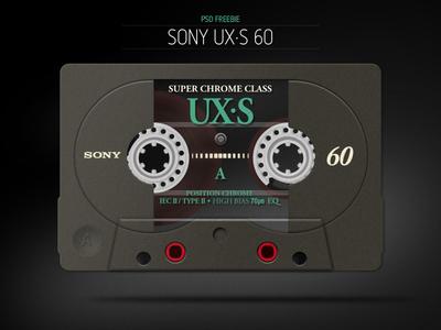 نوار کاست سونی / Sony Cassette Tape