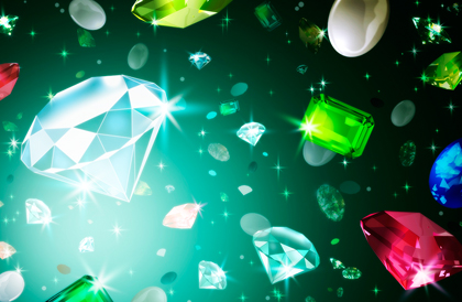 الماسها و اشیای گرانبها / Diamonds And Precious Objects