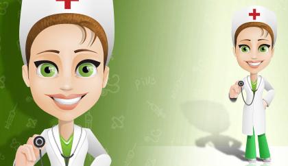 پزشک خانم / Female Doctor