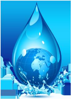 قطرات آب / Water Drops