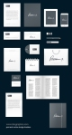 Corporate Identity Mockup By Blugraphic