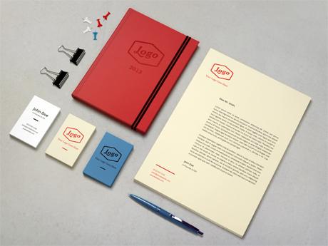Identity Branding Mockup By GraphicBurger