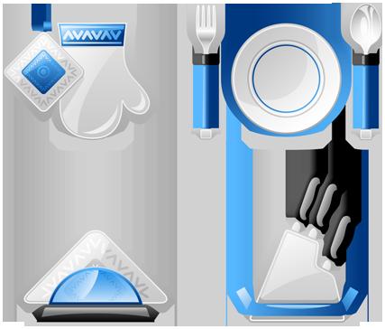 لوازم آشپزخانه / Kitchen Appliances