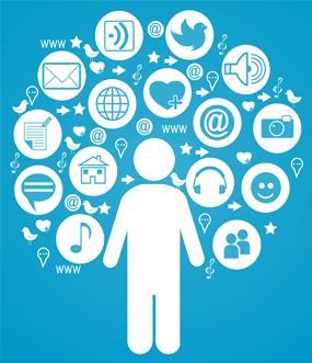 فرد و شبکه اجتماعی / Person& Social Network