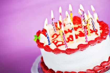کیک تولّد / Birthday Cake