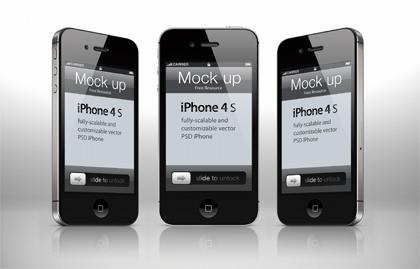 گوشی زیبای iPhone 4S