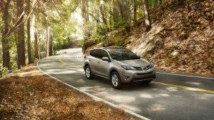 تویوتا و جنگل پاییزی / Toyota & Autumn Jungle