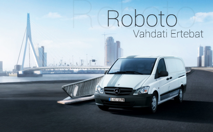 Roboto By Christian Robertson
