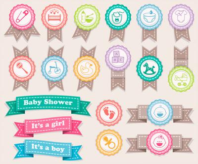 روبانهای کودکان / Babies Ribbons